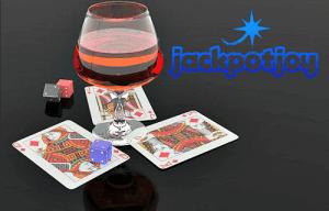 JackpotJoy Live Casino feature