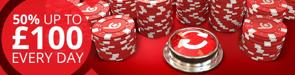 Casino promotion 2018