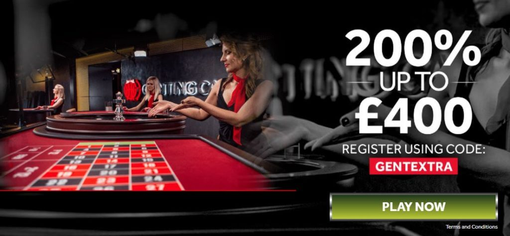 Genting Casino promo code offer