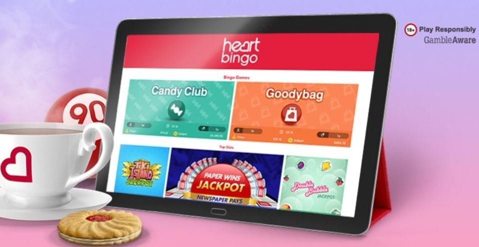 Heart Bingo Welcome Offer