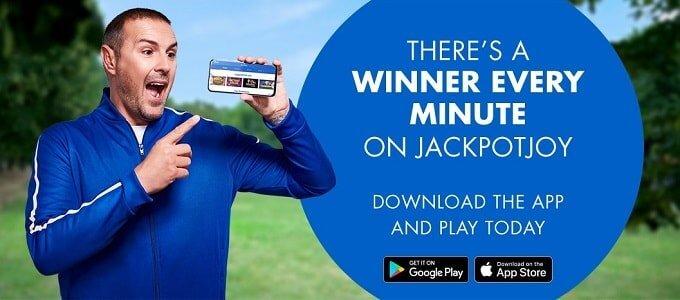 jackpotjoy mobile app