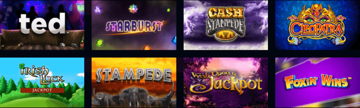 Wicked Jackpots Casino Games