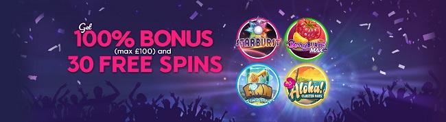 Wink Slots Bonus Details